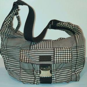 Lauren by Ralph Lauren - Houndstooth Handbag